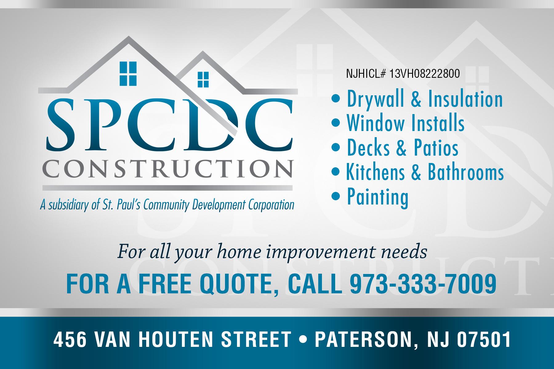 St  Paul's Community Development Corporation :: Paterson, NJ
